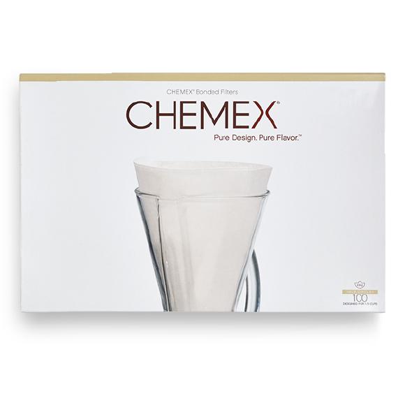 filtre chemex 3 tasse kawa coffee