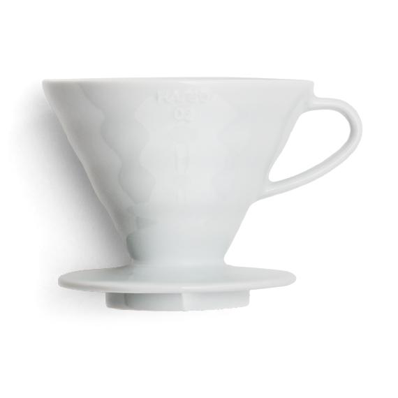 v60 porcelaine blanche