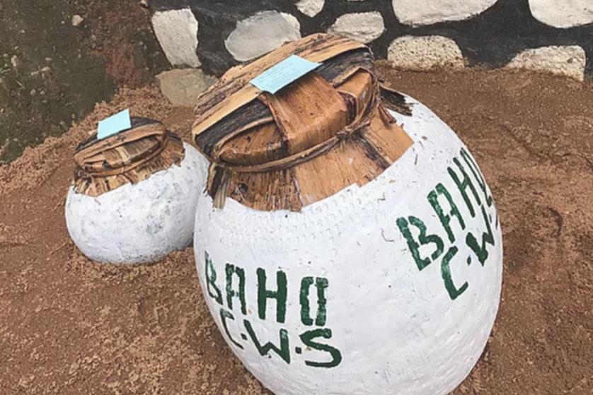 rwanda fermentation kawa coffee