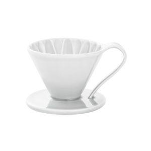 Cafec - Flower Dripper Ceramic