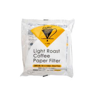 Cafec - Coffee Filter - Light Roast 4 cups