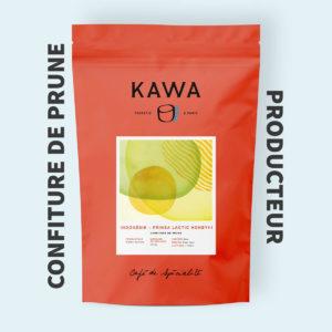 Indonésie - Frinsa Lactic Honey #1