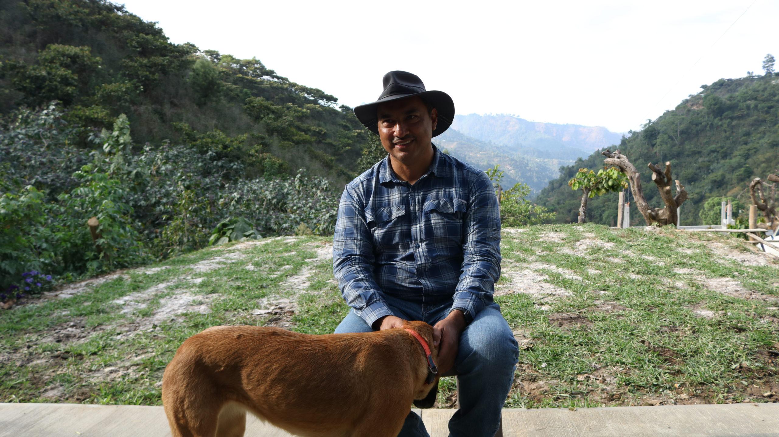 Guatemala - Ferme El Templo